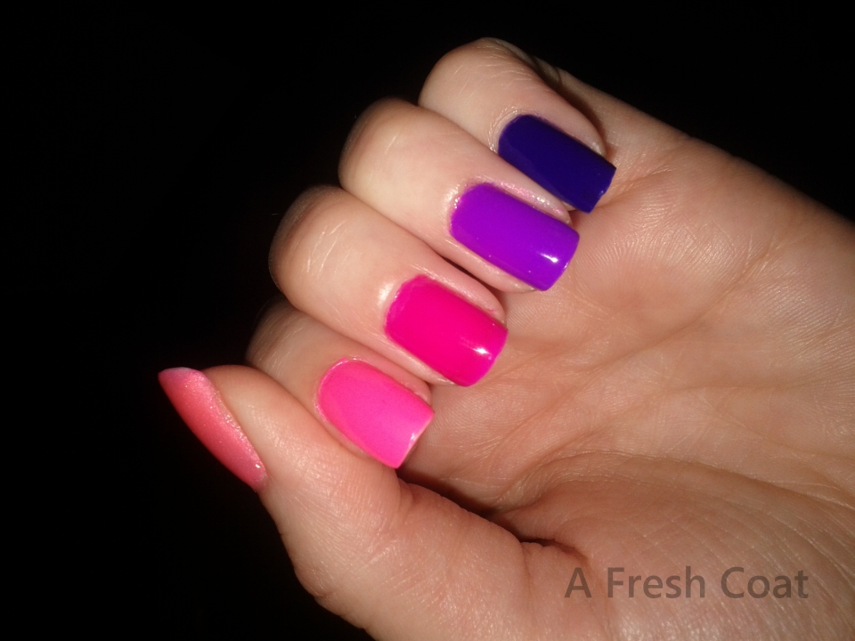 Color Pop Ombre