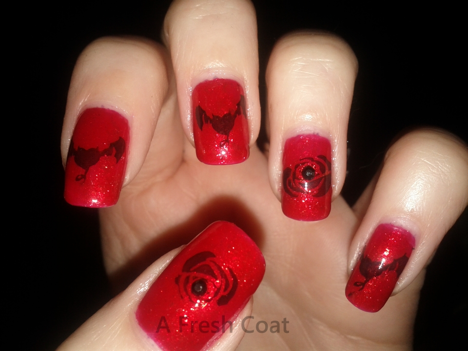 Valentines Stamping 2