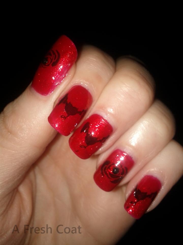 Valentines Stamping
