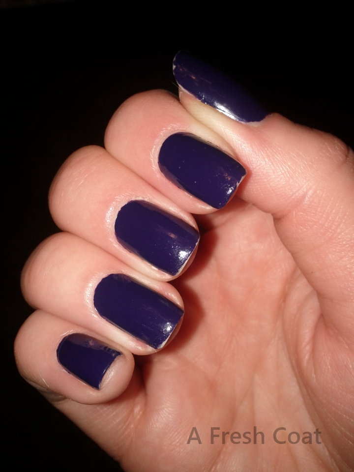 OPI - Vant To Bite My Neck? 2