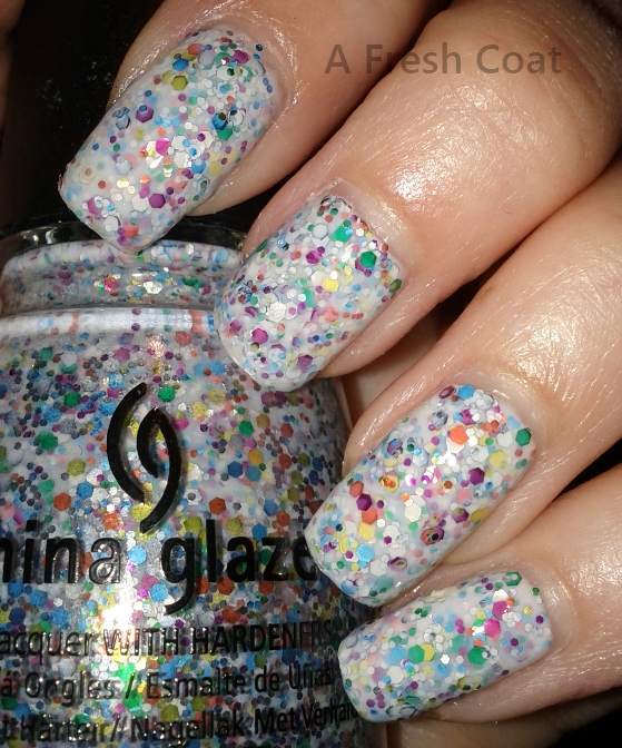 China Glaze - It's A Trap-eze!