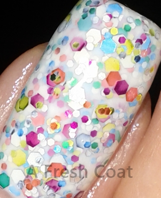 China Glaze - It's A Trap-eze! close up