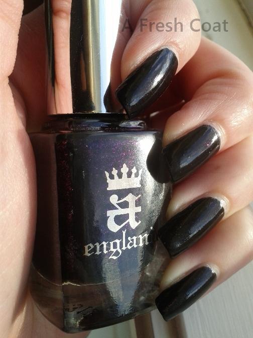 A England Ophelia 2