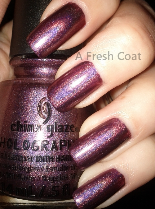 China Glaze - When Stars Collide