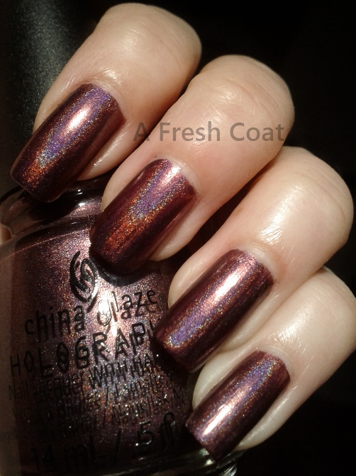 China Glaze - When Stars Collide 2