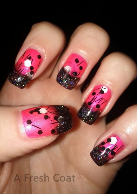 Pink Ladybugish