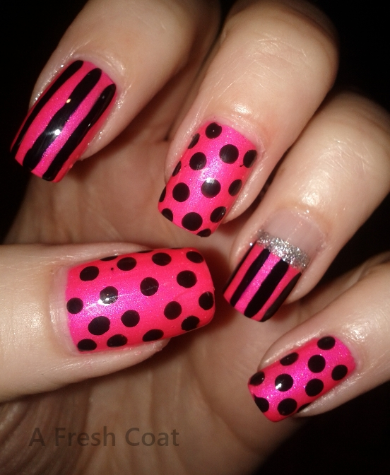 Dots & Stripes 2