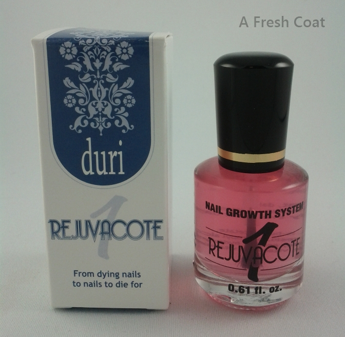 Duri Rejuvacote Bottle & Box